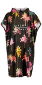 2021 Rip Curl Mens Mix Up Hooded Towel Poncho CTWAH9 - Multicolour