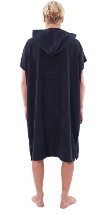 2021 Rip Curl Mix Up Change Robe Poncho CTWAH9 - Black