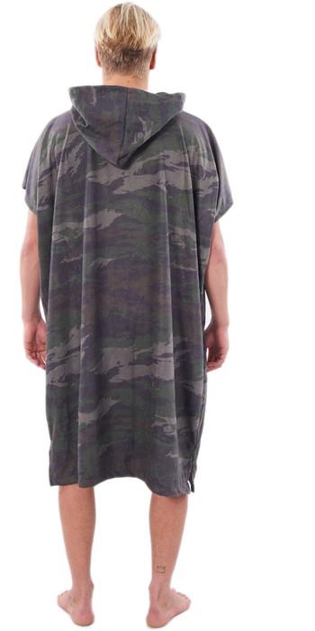 2021 Rip Curl Mix Up Change Robe CTWAH9 - Green