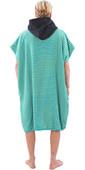 2021 Rip Curl Surf Sock Change Robe Poncho CTWBH9 - Blue