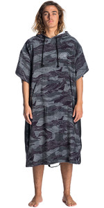 2020 Rip Curl Newy Change Robe / Poncho Khaki CTWAV4