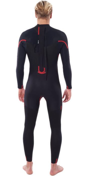 2021 Rip Curl Omega 5/3mm Back Zip Wetsuit BLACK WSM8MM
