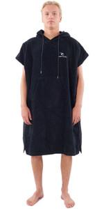2020 Rip Curl Protect Change Robe Poncho CTWCQ1 - Black