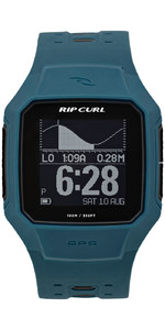 2021 Rip Curl Search GPS Series 2 Smart Surf Watch A1144 - Cobalt