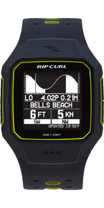 2020 Rip Curl Search GPS Series 2 Smart Surf Watch Yellow A1144