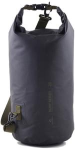 2021 Rip Curl Surf Series 20L Dry Barrel Bag BUTSS4 - Black