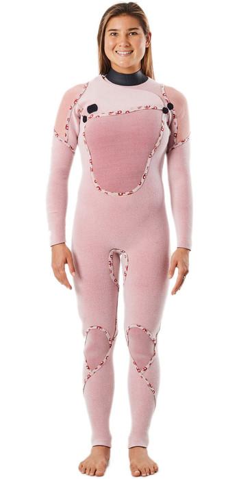2020 Rip Curl Womens Flashbomb Heatseeker 3/2mm Zip Free Wetsuit WSTYZW - Black