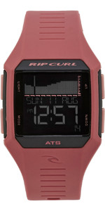2020 Rip Curl Womens Maui Mini Tide Surf Watch A1126G - Dusty Rose