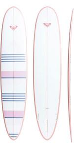 2019 Roxy EuroGlass Longboard SurfBoard 9'0
