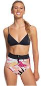 2020 Roxy Womens 1mm Pop Neoprene Shorts ERJWH03019 - Black / Terracotta