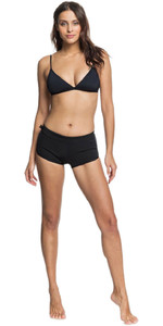 2020 Roxy Womens 1mm Reef Shorts Insignia ERJWH03015 - Black / Gun Metal