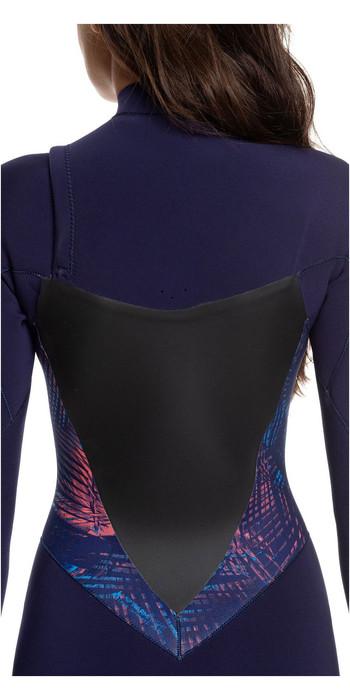 Roxy 5//4//3mm Syncro Series Chest Zip GBS Wetsuit for Women ERJW103045