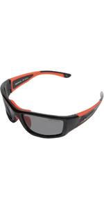 2019 Gul CZ Pro Floating Sunglasses BLACK / RED SG0001