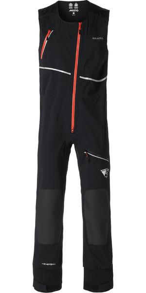 Musto LPX Dynamic Stretch Salopettes Black / Orange SL0070