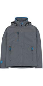 2019 Musto Mens Sardinia BR1 Jacket Charcoal / Brilliant Blue SMJK057