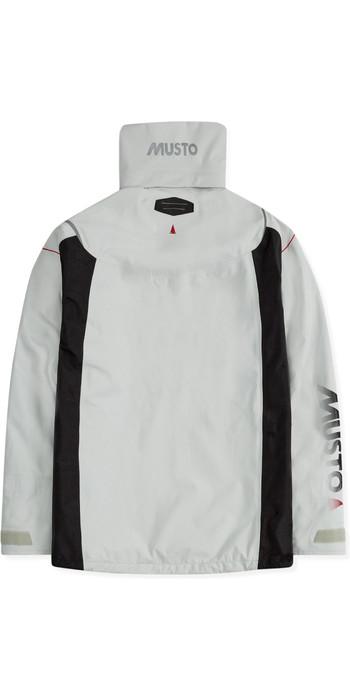 2020 Musto Mens BR2 Sport Jacket Platinum 80831
