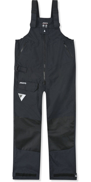 2018 Musto Mens BR2 Offshore Sailing Trousers Black SMTR044