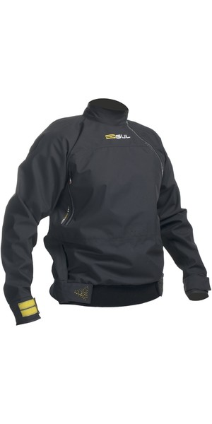 2019 Gul Code Zero Spray Top Black ST0028-B5