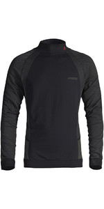 2021 Musto Active Base Layer Long Sleeve Top Black SU0150