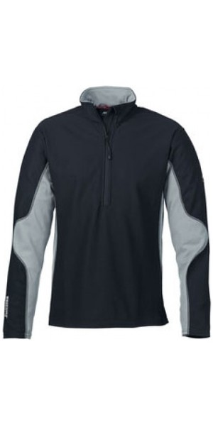 Musto Technical Windstopper Zip Neck Blk / Silver SU0120