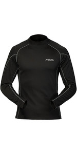 2019 Musto Thermal Base Layer Turtle Neck Top Black SU3569