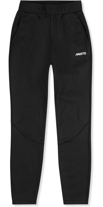 2021 Musto Mens Frome Middle Layer Trousers Black SUTR002