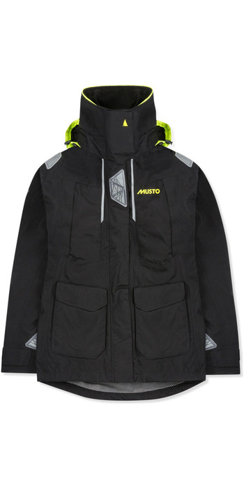 2020 Musto Womens BR2 Offshore Jacket & Trouser Combi Set - Black