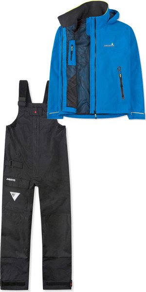 2019 Musto Womens BR1 Inshore Jacket SWJK016 & Trouser SWTR011 Combi Set Blue / Black