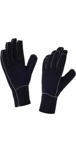 SealSkinz Neoprene Gloves Black 121161742001