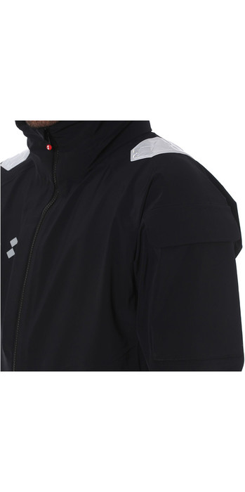 2020 Slam WIN-D Racing Jacket Black S170014T00