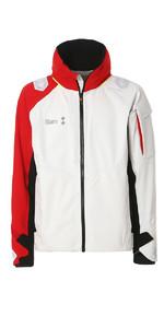 2020 Slam WIN-D Racing Jacket White / Slam Red S170014T00