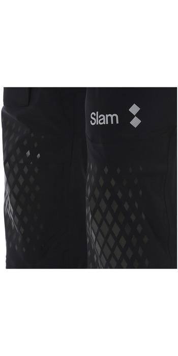 2020 Slam WIN-D Racing Salopettes Black S171021T00
