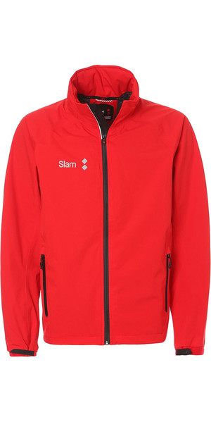 2018 Slam WIN-D Sailing Jacket Red S170019T00