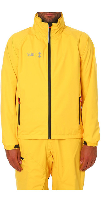 2019 Slam WIN-D Sailing Jacket & Trouser Combi Set - Yellow