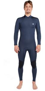 Billabong Furnace Absolute 3/2mm Back Zip Wetsuit Slate L43M10