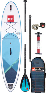 2020 Red Paddle Co Snapper 9'4 Inflatable SUP Board - Alloy Paddle Package