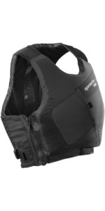 2020 Spinlock Wing Side Zip 50N Buoyancy Aid DWBASB - Black