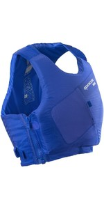 2020 Spinlock Junior Wing Side Zip 50N Buoyancy Aid DWBASCB - Blue