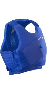 2020 Spinlock Wing Side Zip 50N Buoyancy Aid DWBASB - Cobalt Blue
