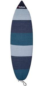 2020 Northcore Shortboard Sock 6'8 - Wid Stripe