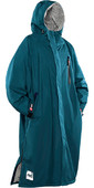 2022 Red Paddle Co Pro 2.0 Long Sleeve Change Robe 0020090060120 - Teal