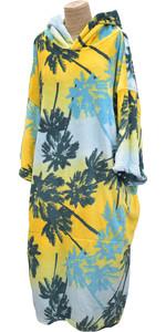 2020 TLS Hooded Poncho / Change Robe Poncho8 - CA Palm