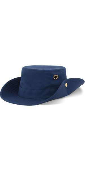2019 Tilley T3 Snap-Up Brimmed Hat Royal Navy