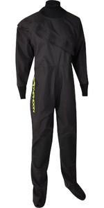 2020 Typhoon Junior Ezeedon 4 Front Zip Drysuit 100173 - Black