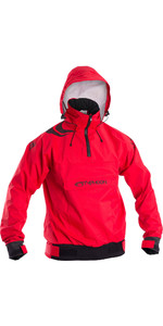 2019 Typhoon Mens Scirocco Hooded Smock Red 430360