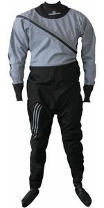 Typhoon Racer Ezeedon Drysuit Grey / Black 100127