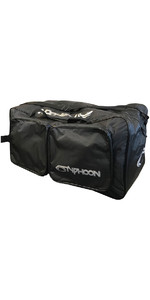 2019 Typhoon Walrus 80L Wet / Dry Holdall Black 360110