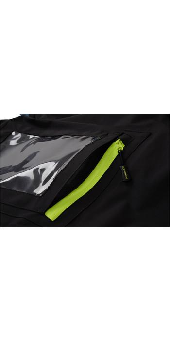 2020 Typhoon Womens Ezeedon 4 Front Zip Drysuit & Free Underfleece 100175 - Black