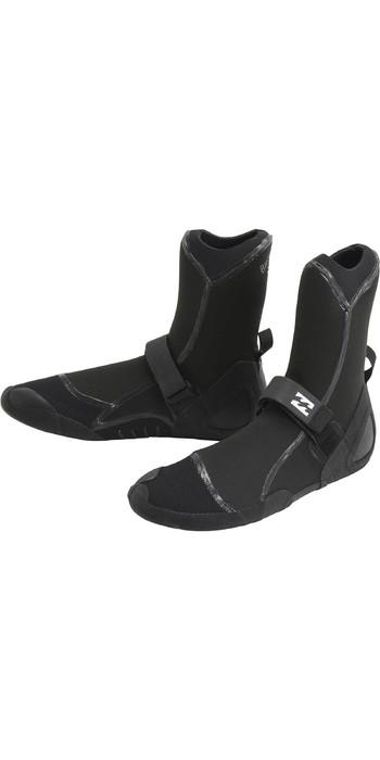 2020 Billabong Furnace 5mm Round Toe Boots U4BT14 - Black