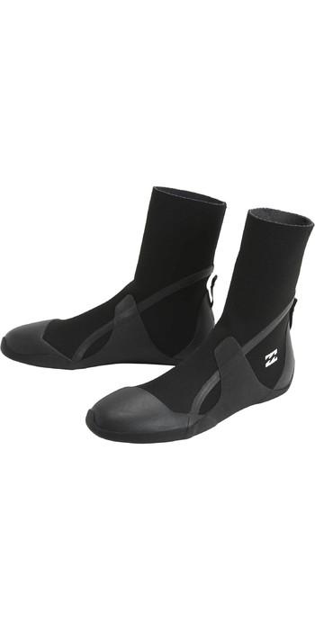 2020 Billabong Absolute 3mm Round Toe Boots U4BT21 - Black